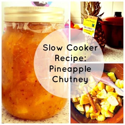 pineapple chutney recipe