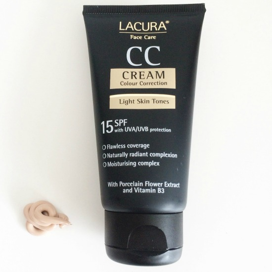lacura cc cream