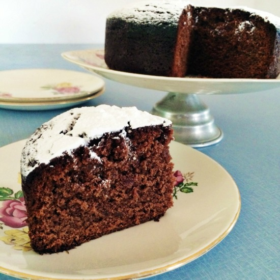 Nigella Chocolate Cake Images : Thrifty Recipe of the Week: ?1.44 Chocolate Orange Cake ...