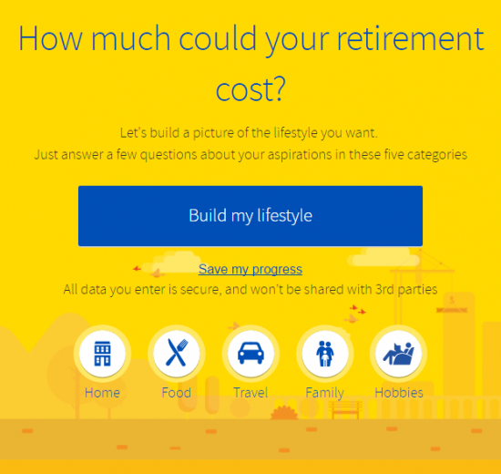 pension calculator